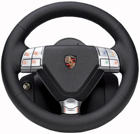 Porsche 911 Turbo S Racing Wheel