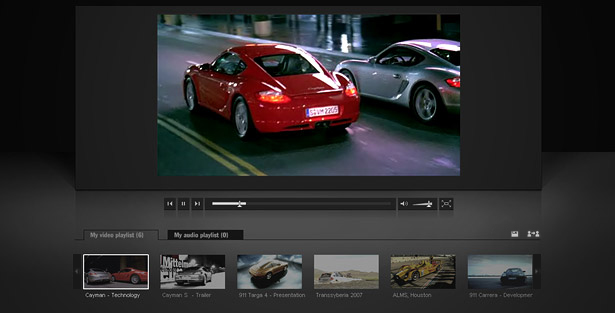 Daily Entertainment – Courtesy of Porsche.com