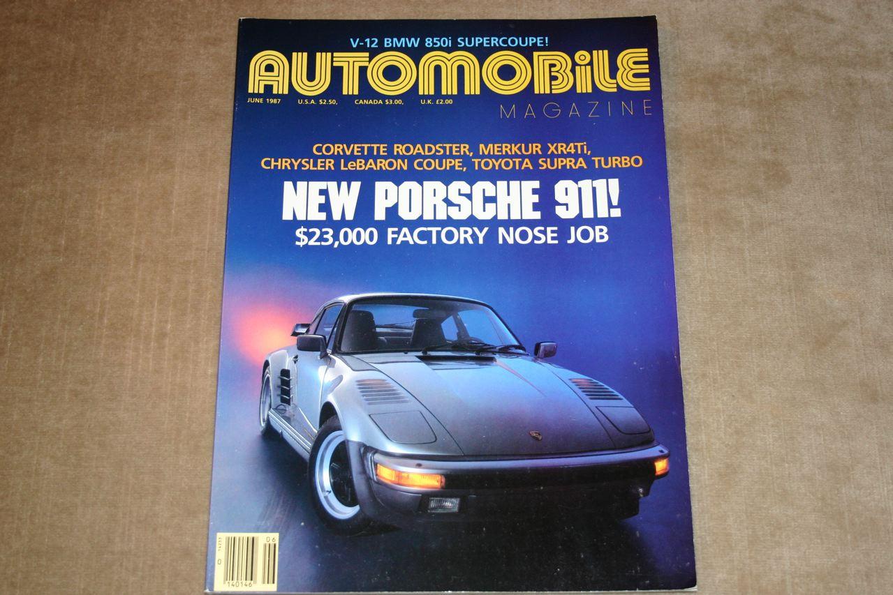Memory Lane: Porsche Magazine Covers #2