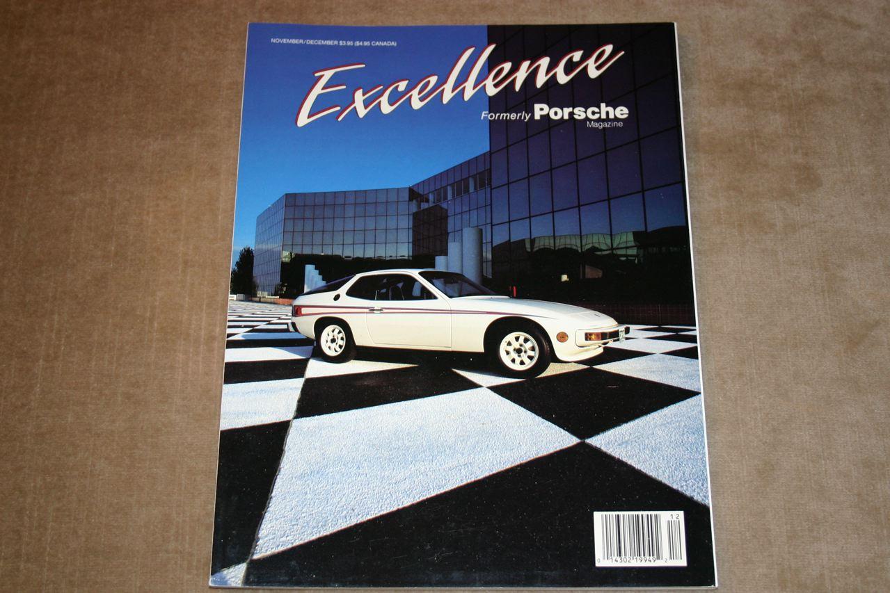 Memory Lane: Porsche Magazine Covers #3