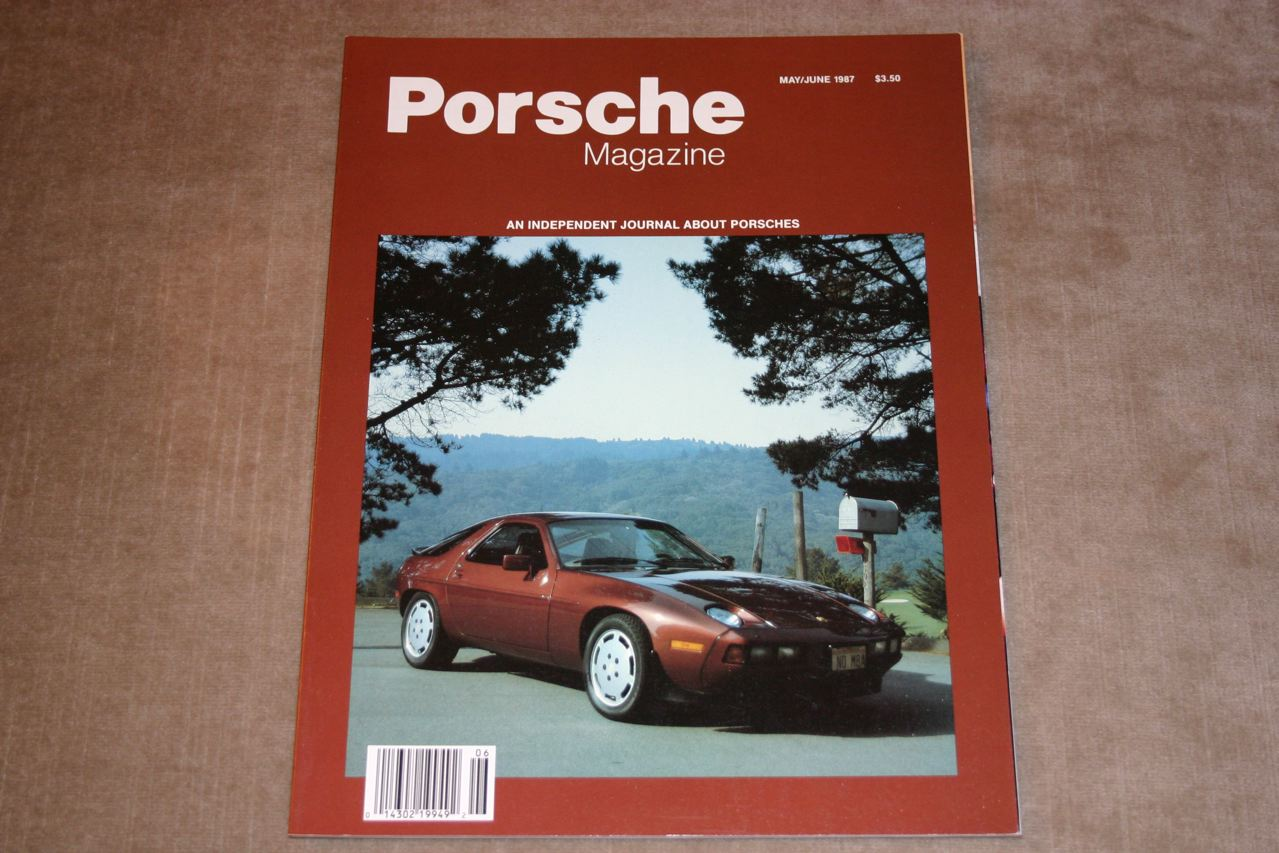 Memory Lane: Porsche Magazine Covers #1
