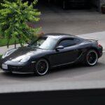 Porsche Cayman S Spotting