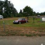 Campground Porsche