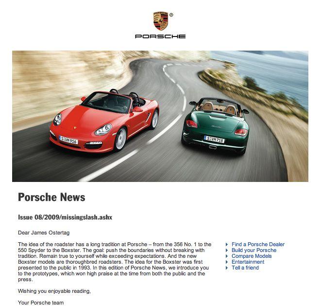 porsche-newsletter