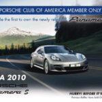 Win A Porsche Panamera