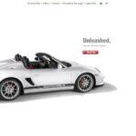 "Porsche Boxster Spyder ""Web Candy"""