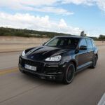 TECHART Sets New Speed Record For Fullsize-SUVs