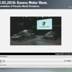 Porsche Premieres At Geneva Motor Show