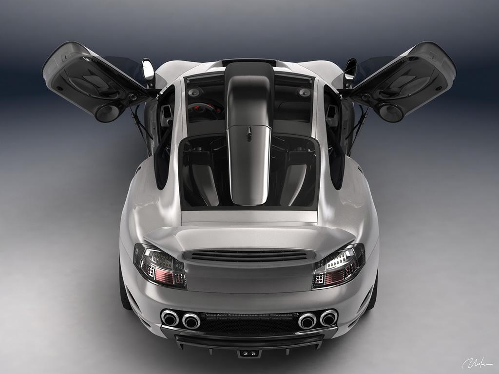 Top Art Concept Design Porsche 911