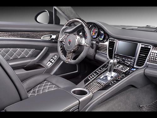 on porsche panamera turbo s black white - Porsche Panamera Black And White