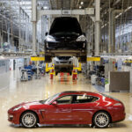 25,000th Porsche Panamera Rolls Off The Line