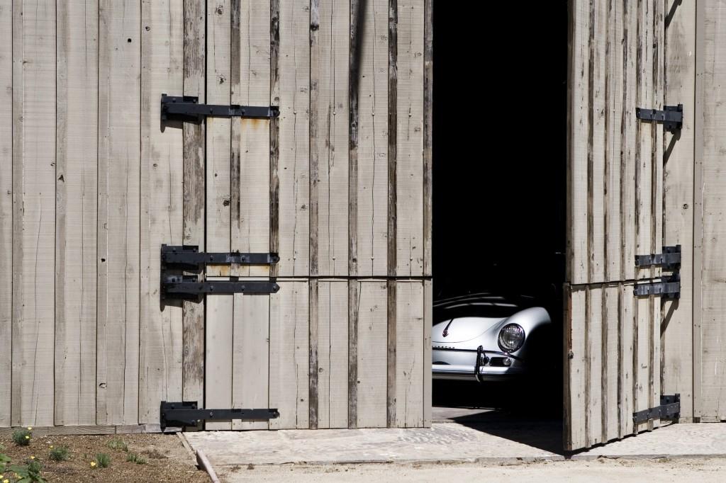 old Porsche photo