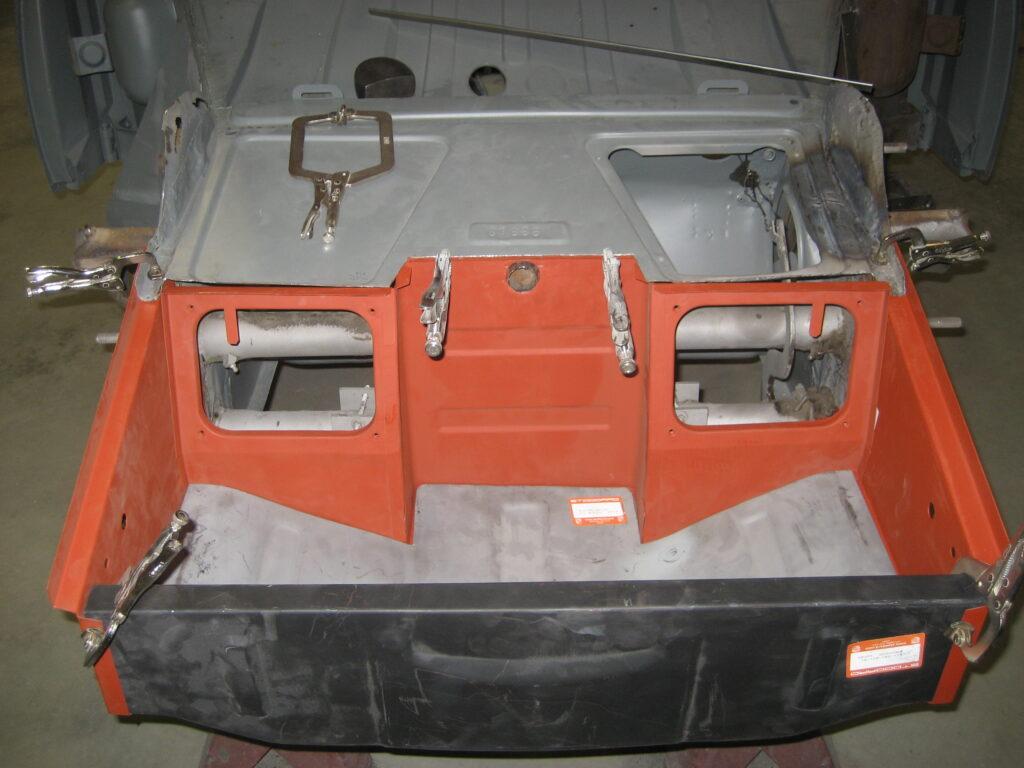 porsche 356 1957 cabriolet restoration 62