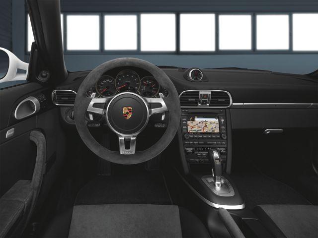 2011 911 Carrera GTS Interior