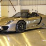 Porsche 918 Spyder Up Close by 9 Magazine