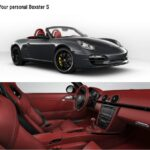 Decked Out Factory Customized Porsche Boxster S