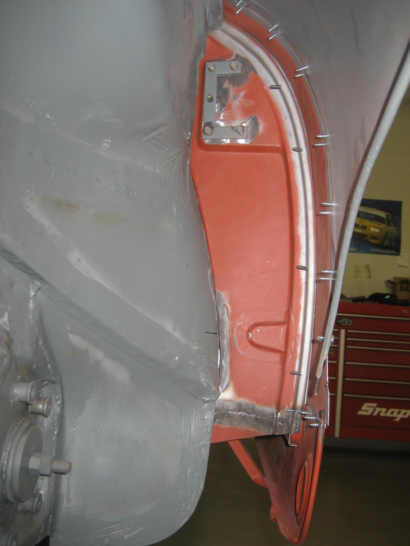 1957 356 Cabriolet Restoration Part 11