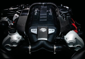 techart grandgt porsche panamera engine