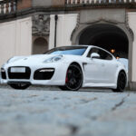 TECHART GrandGT Treatment For The Porsche Panamera