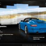 Porsche 911 Speedster Web Special