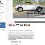 Porsche Revive The Passion Project