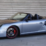 9ff Speed9 Redefines Styling of Porsche 911 Turbo Cabriolet