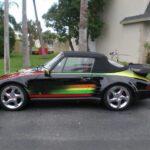 Porsche 911 Turbo Ugly Paint Job