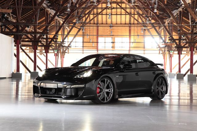 TECHART GrandGT Porsche Panamera Turbo