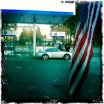 porsche 911 flag