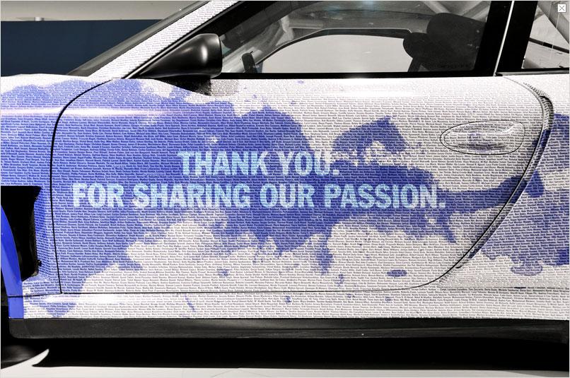 porsche 911 gt3 r hybrid facebook fan edition names