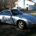 porsche 911 carrera 2 1996 993