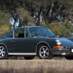 "Chance To Own Steve McQueen's Porsche 911S Featured In The ""Le Mans"" Movie"