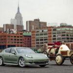 Porsche Unveils Porsche Panamera Hybrid