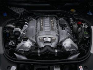 porsche panamera turbo s engine