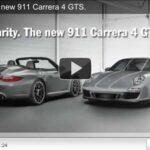 Clarity The New 911 Carrera 4 GTS