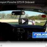 Falken Motorsport Porsche GT3 R Onboard