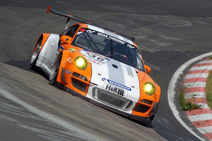 Porsche 911 GT3 R Hybrid Race