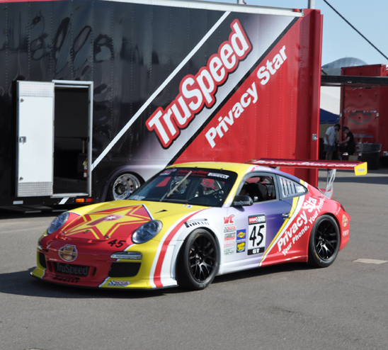 privacystar porsche 911 race ready