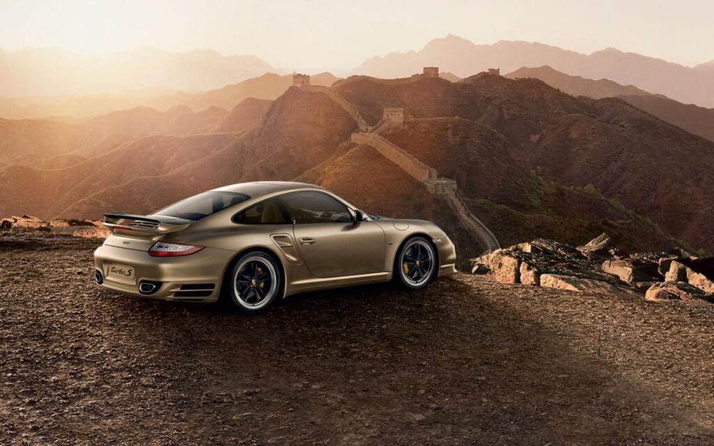 Porsche 911 Tenth Anniversary Edition China