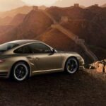 Porsche 911 Tenth Anniversary Edition: Golden Beauty or Gawdy Display?