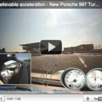 Porshce 911 Turbo Acceleration Video