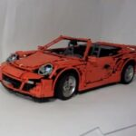 An Amazing LEGO Porsche 911 Turbo