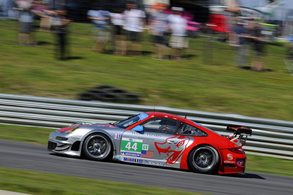 Lime Rock 2011 Flying Lizard