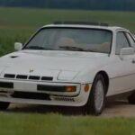 "Cool Porsche 924 Turbo ""Barn Find"" Video"