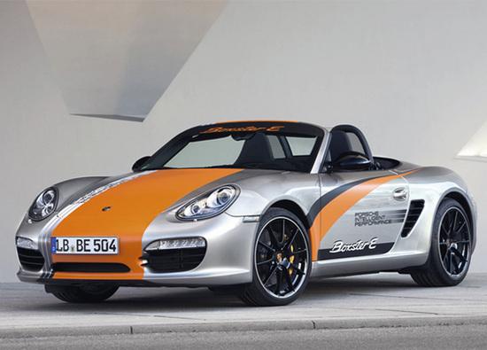 Porsche Boxster E Electric Porsche