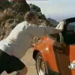 Porsche cliff mars bar commercial