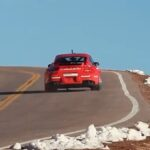 Jeff Zwart's Record Setting Pikes Peak Run Video