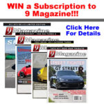 Enter NOW to Win a 9 Magazine Subscription & T-Shirt