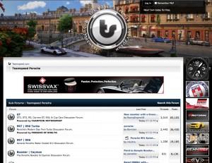 Teamspeed Porsche Teamspeed.com