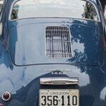porsche 356 1953 rear